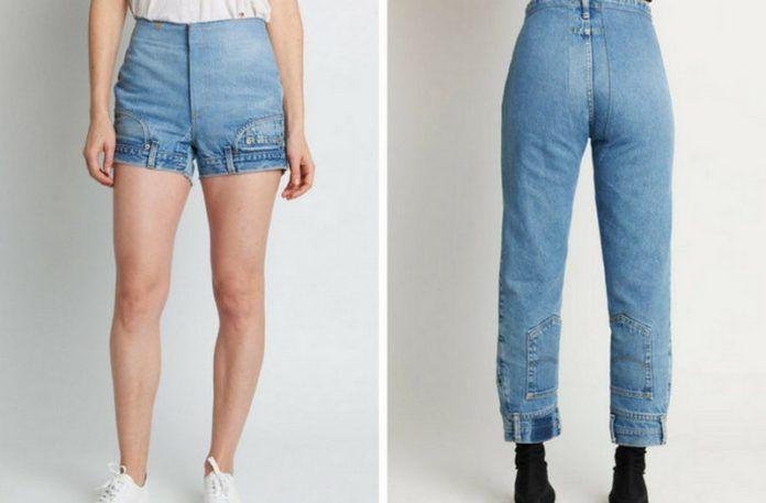 Spodnie krótkie i długie