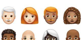 ikonki emoji z systemu ios