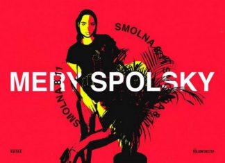 Plakat promujący koncert Mery Spolsky