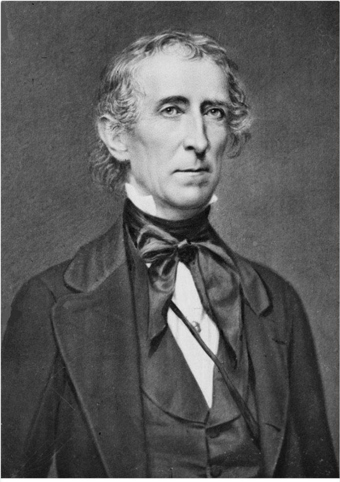 Czarno-biały portret mężczyzny