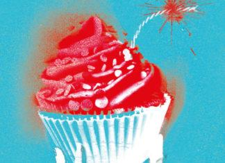 Grafika przedstawiająca muffinę