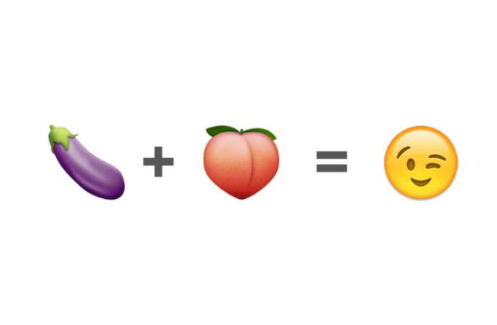 Najlepsze emotki z erotycznym podtekstem