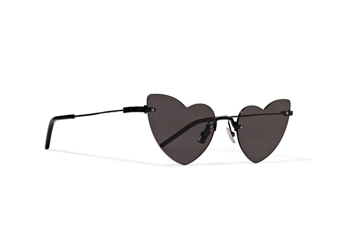 Okulary w kształcie serc