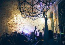 Impreza w klubie Niebo