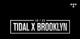 Plakat TIDAL x Brooklyn
