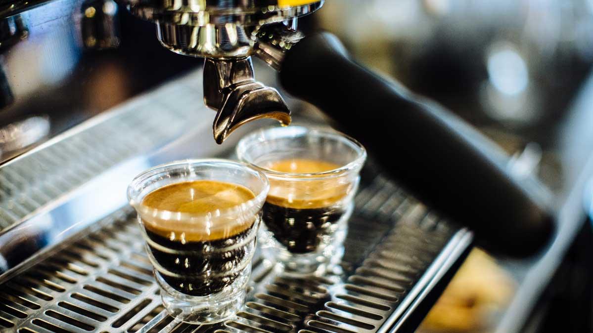 espresso w expresie