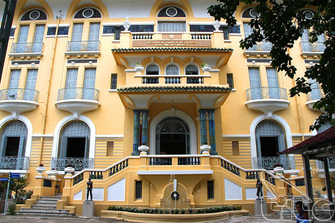 Ho Chi Minh City Museum of Fine Arts – Ho Chi Minh City, Vietnam