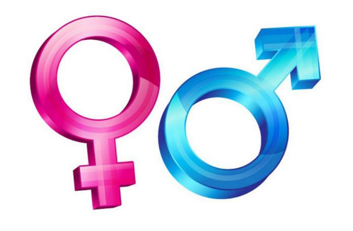 Znaki identyfikujące płeć