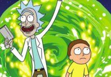 Postaci z animacji dla dorosłych Rick i Morty