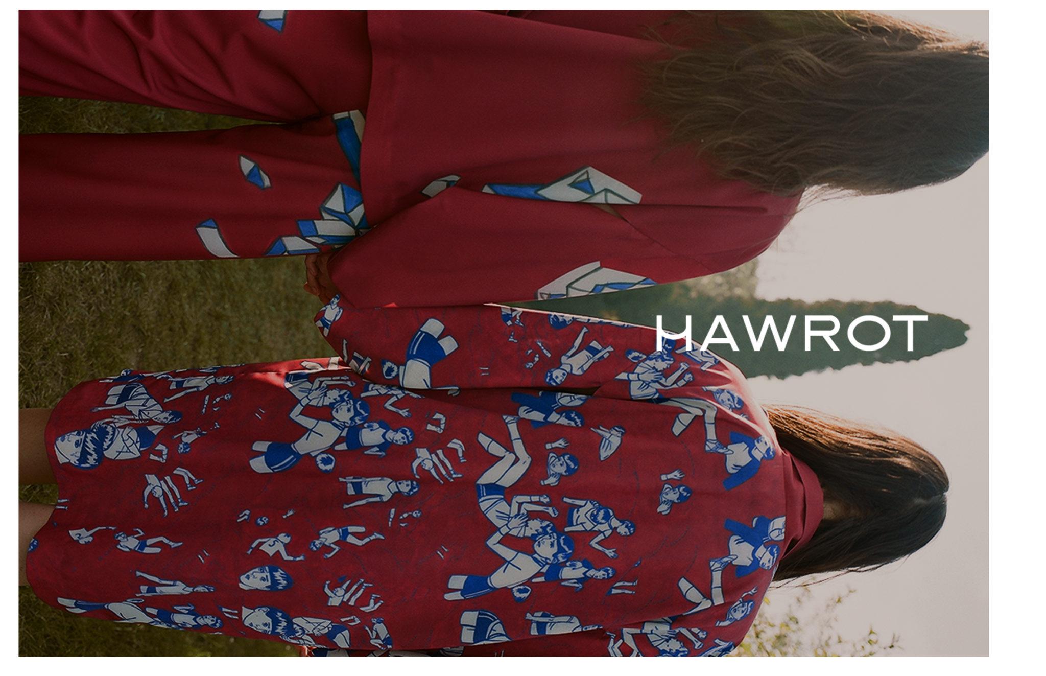 Na zdjeciu widzimy dwie dziewczyny tylem w czerwonych kimonach