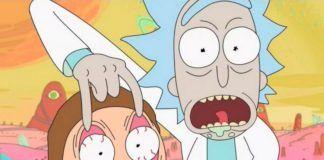 Postacie z serialu Rick and Morty