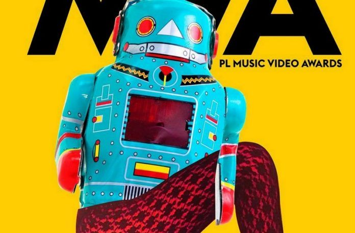 Plakat PL Music Video Awards