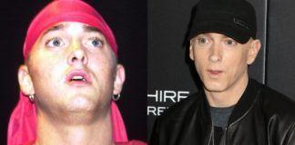 Mężczyzna ubrany na czerwono i mężczyzna ubrany na czarno