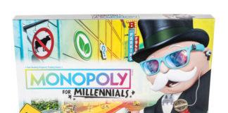 Pudełko gry Monopoly