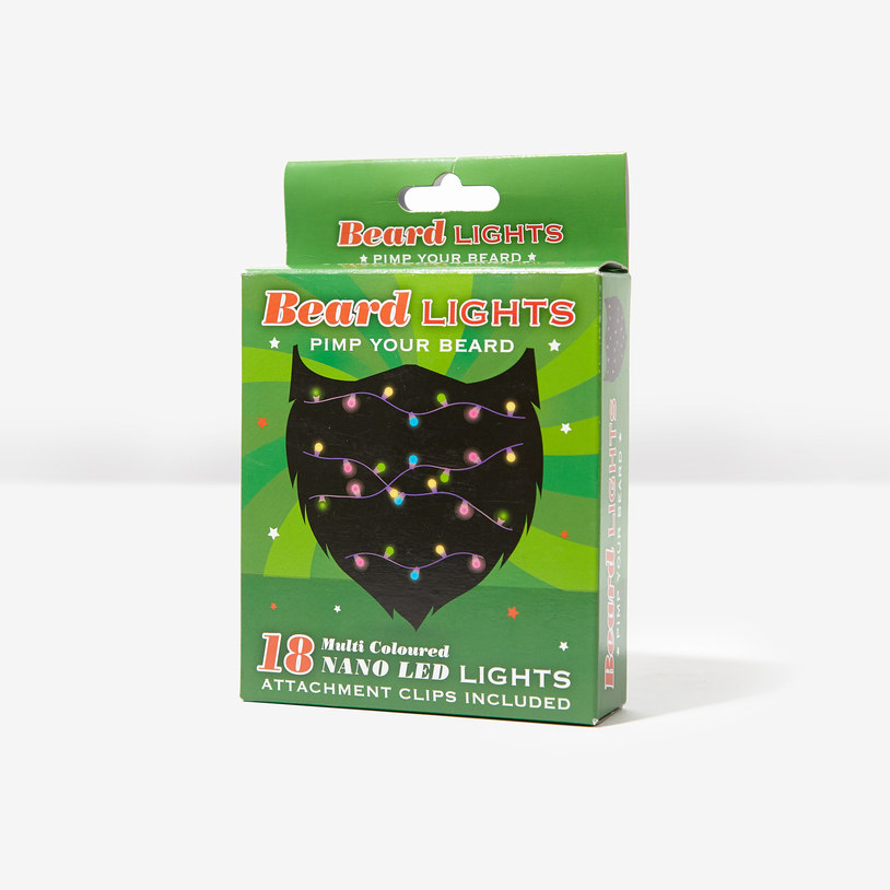 Pudełko ze swiatełkami do zawieszania na brodzie