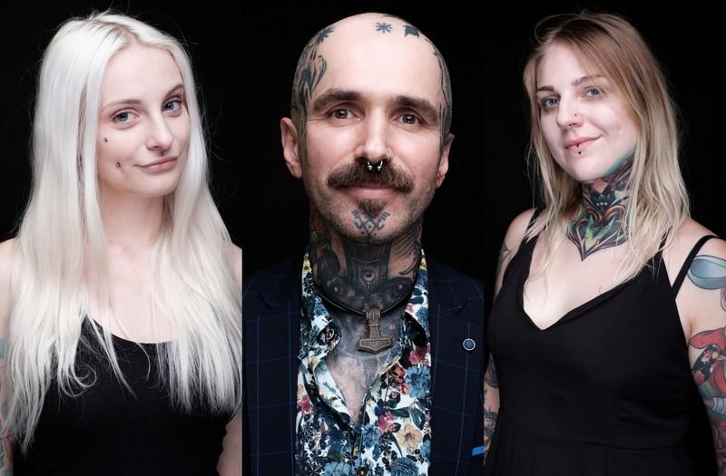 Tatuaże Okiem Fotografa Czyli Inkedwydziarani Rozmawiamy