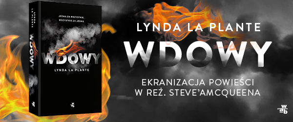 Reklama książki Wdowy