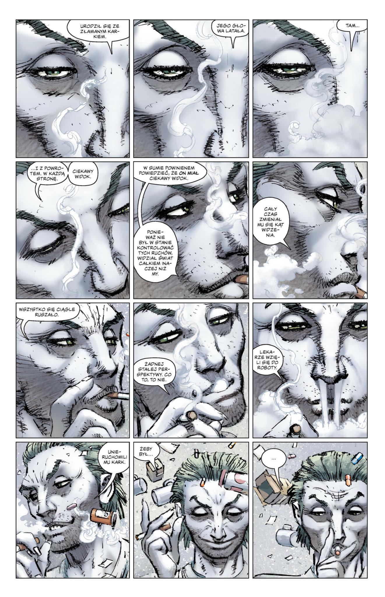 Fragment komiksu