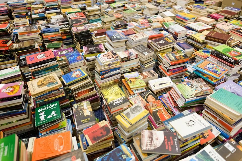 Dużo ksiązek