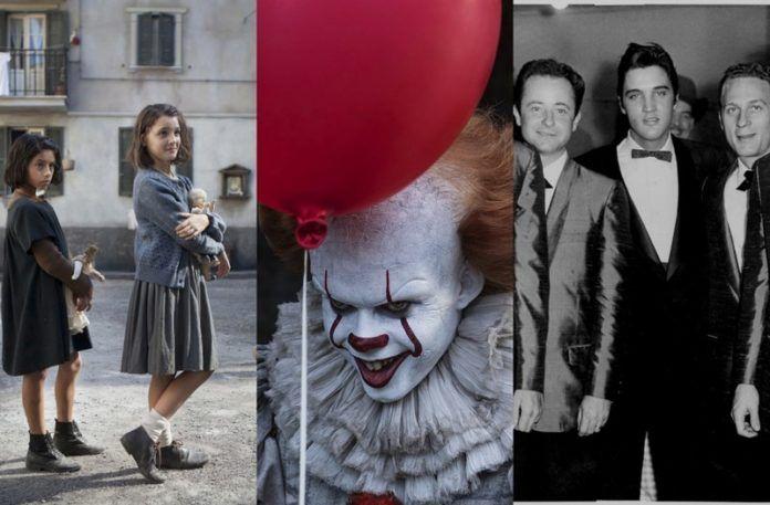Trzy kadry z filmów, które pojawią się na HBO GO