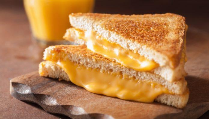Tosty z serem