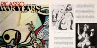 Okładka książki Pablo Picasso