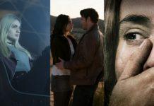 trzy kadry z filmów i serali na HBO GO
