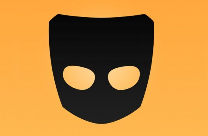 Ikona aplikacji Grindr