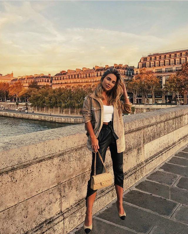 Dziewczyna w Paryżu
