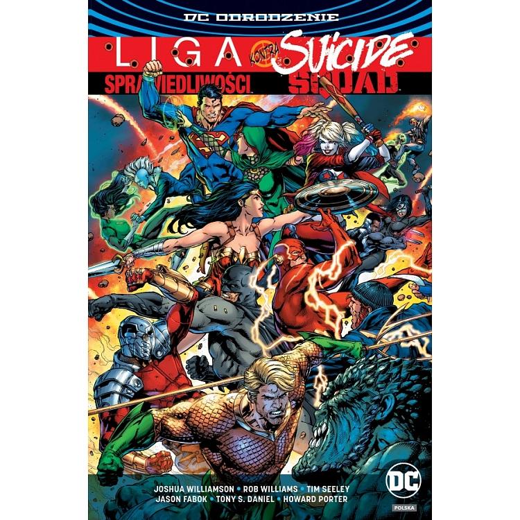 Okładka komiksu DC Comics