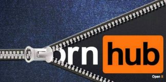 Logo portalu z treściami dla dorosłych