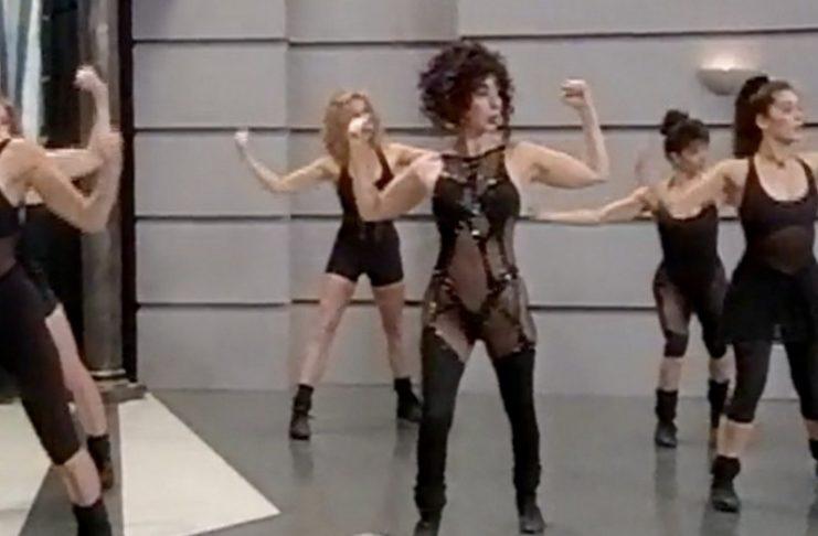 Kobiety ćwiczące na fittnesie