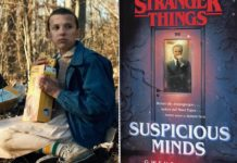 Okładka książki Stranger Things