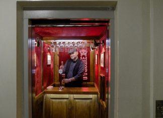 Bar w windzie