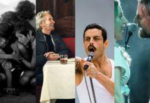 Kadry z filmów, które wygrały Złoty Glob