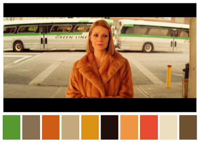 Kadr z filmu Wesa Andersona