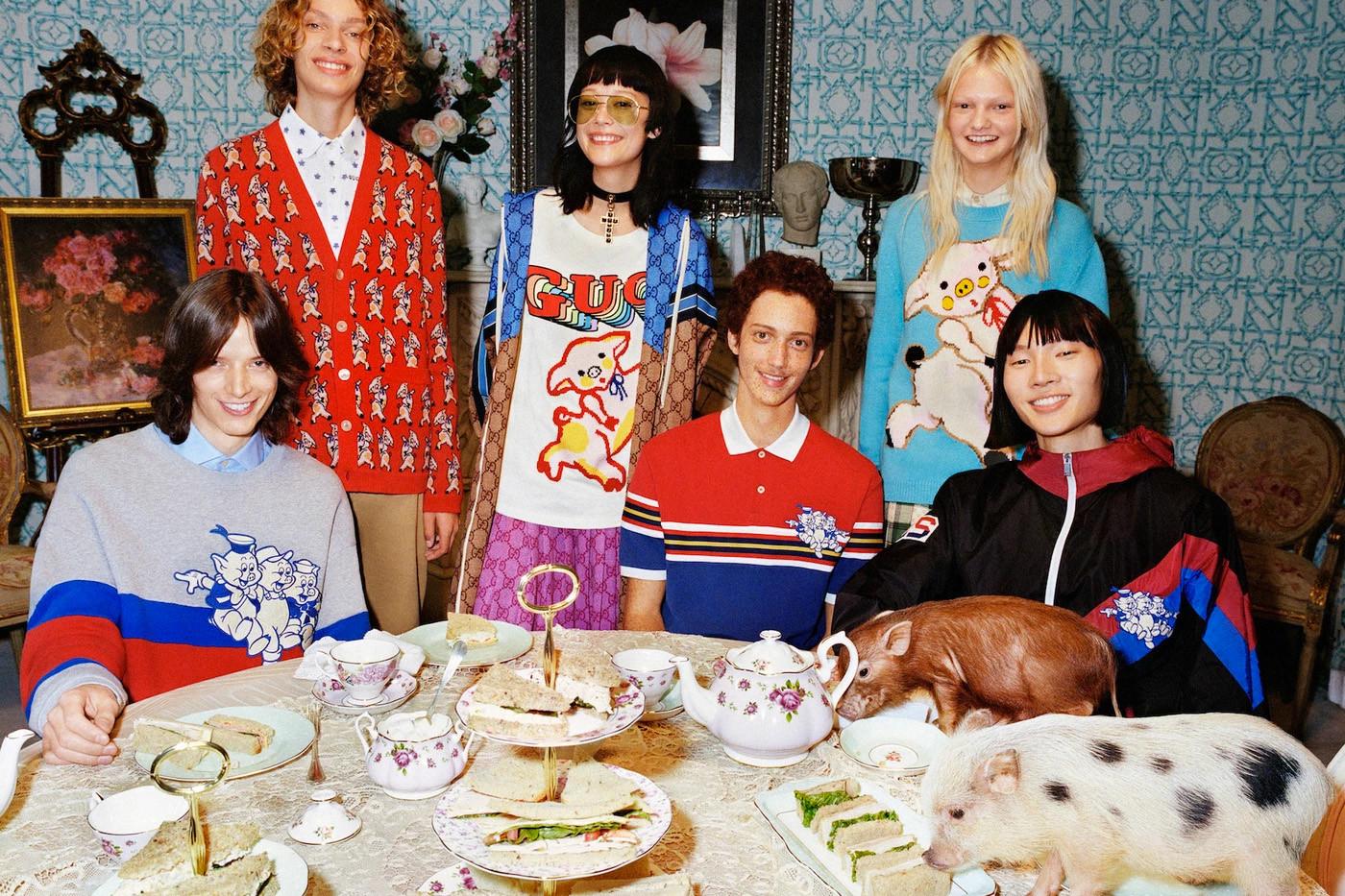 Rodzina podczas kolacji