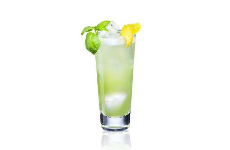 Drink w wysokiej szklance