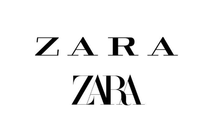 Logotyp marki zara