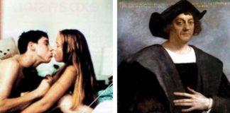 Bohaterowie filmu Kids o niezobowiązującym seksie i Krzysztof Kolumb - nosiciel wenery