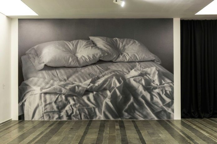 Puste łóżko