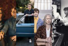 Cztery kadry z filmów i seriali HBO GO