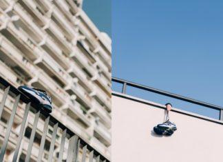 Buty w przestrzeni miejskiej