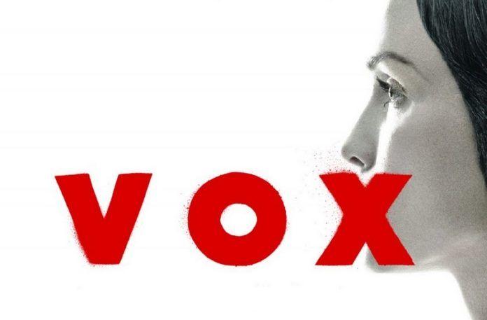 Okładka książki VOX