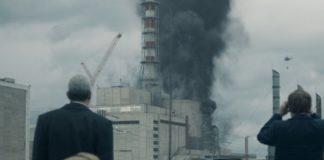Wybuch reaktora jądrowego