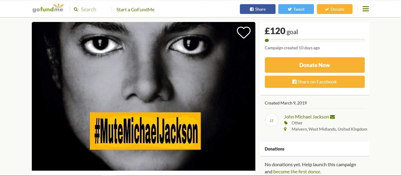 Zrzut ekranu ze zbiórki crowdfundingowej