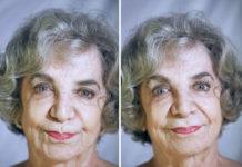 Dwa portrety tej samej kobiety