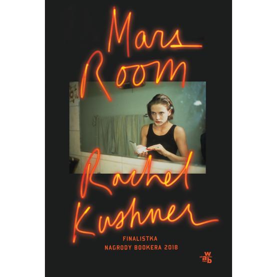 Okładka książki mars room