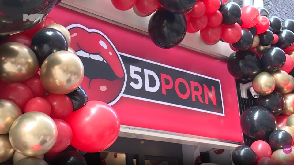 Szyld 5D Porn