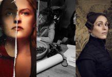 Trzy zrzuty ekranów z serialów HBO GO